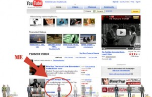 Weblins on YouTube